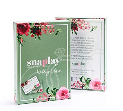 No Name Snaplay I 65 Fotoaufgaben für die Hochzeit
