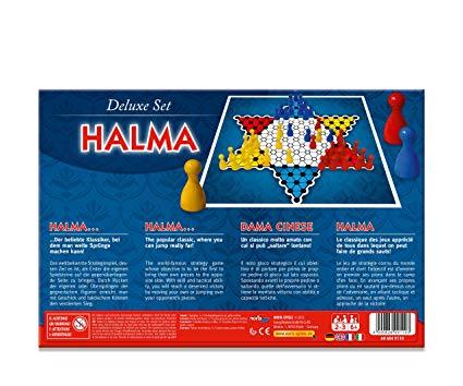 Spiele Halma