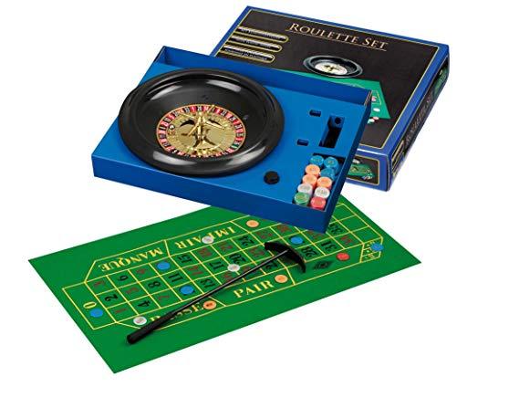 Philos Spiele 3701 - Roulette Set