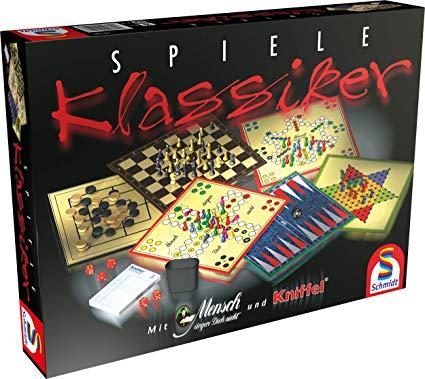 Schmidt Spiele 49120 Spiele Klassiker