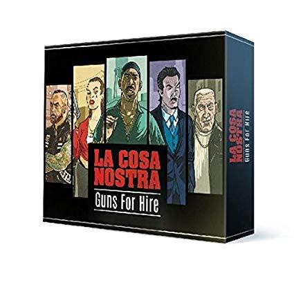 Spiel Direkt La Cosa Nostra: Guns for Hire