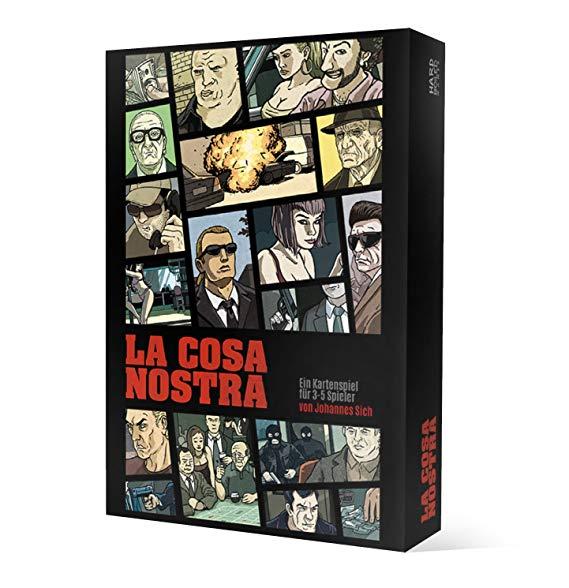 Spiel Direkt La Cosa Nostra (Spiel)