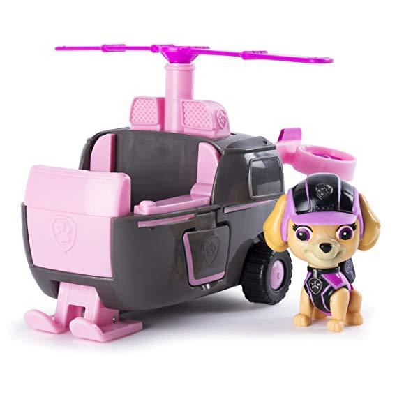No Name Paw Patrol 6037968 PAW Vehicle-Skye's Mission Hubschrauber