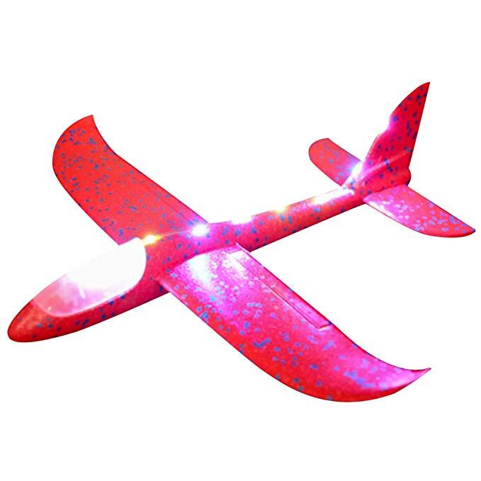 No Name Schaumstoff-Gleitflugzeug für Kinder