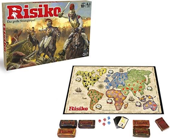 Hasbro Risiko, DAS Strategiespiel