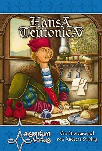 No Name Argentum 0018 - Hansa Teutonica