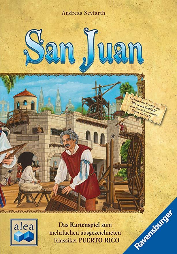 Ravensburger Alea 26952 - San Juan - Neuauflage 2015