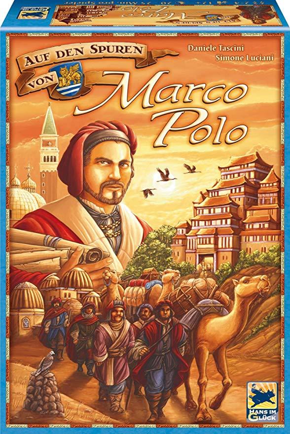 Schmidt Spiele Auf den Spuren von Marco Polo