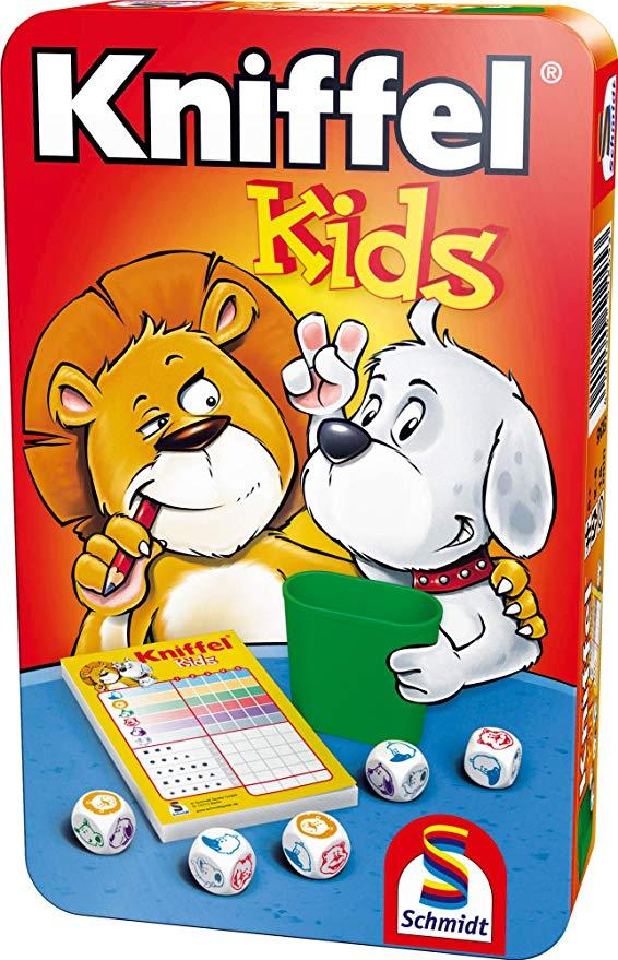 Schmidt Spiele 51245 BMM Kniffel Kids