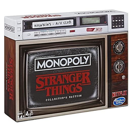 Hasbro Monopoly Stranger Things Sammler-Edition