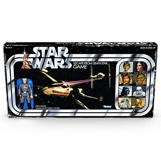 Hasbro Star Wars Escape from Death Star Brettspiel