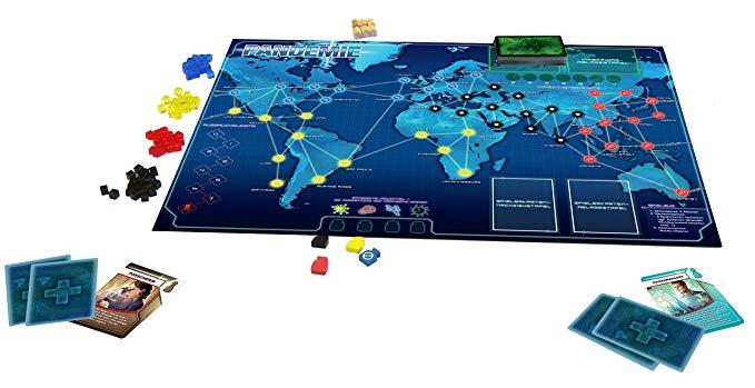 ZMan 691100 Pandemic - Grundspiel & 691120