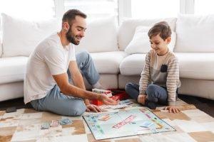 Gesellschaftsspiele für Kinder – ab welchem Alter?