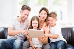 Gesellschaftsspiele auf dem Smartphone und Tablet
