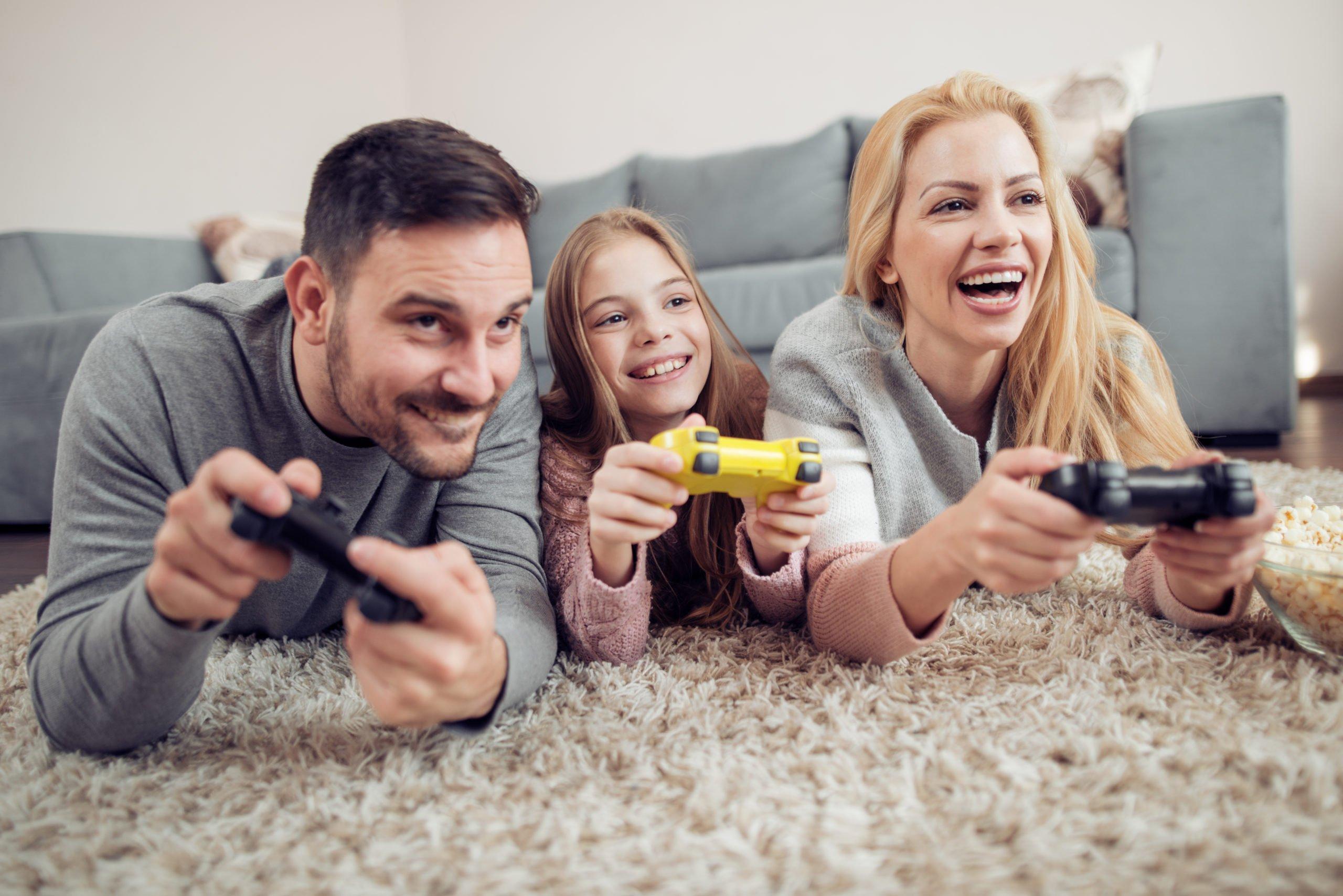 Online Gesellschaftsspiele