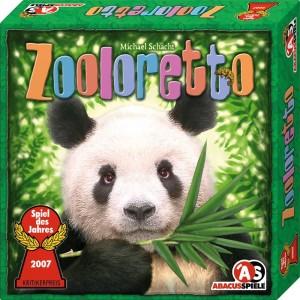 Abacusspiele 03071 Zooloretto
