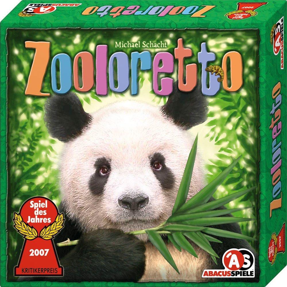 Abacusspiele Zooloretto