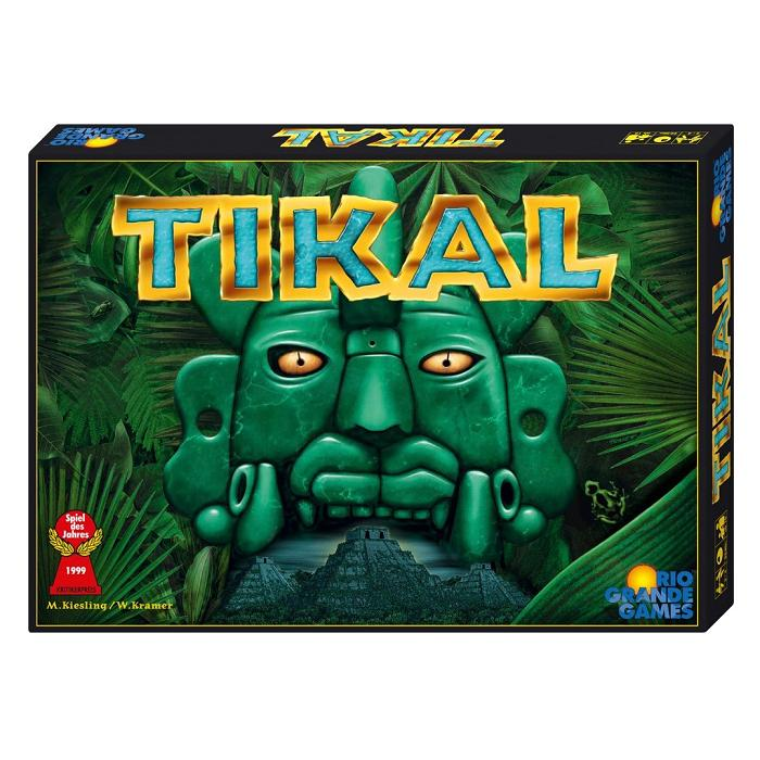 Abacusspiele Tikal