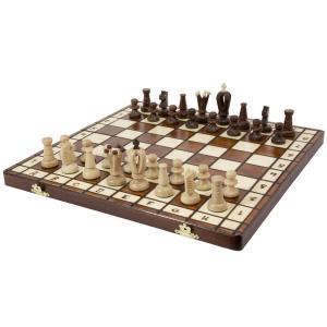 Albatros Holz-Schachspiel ROYAL