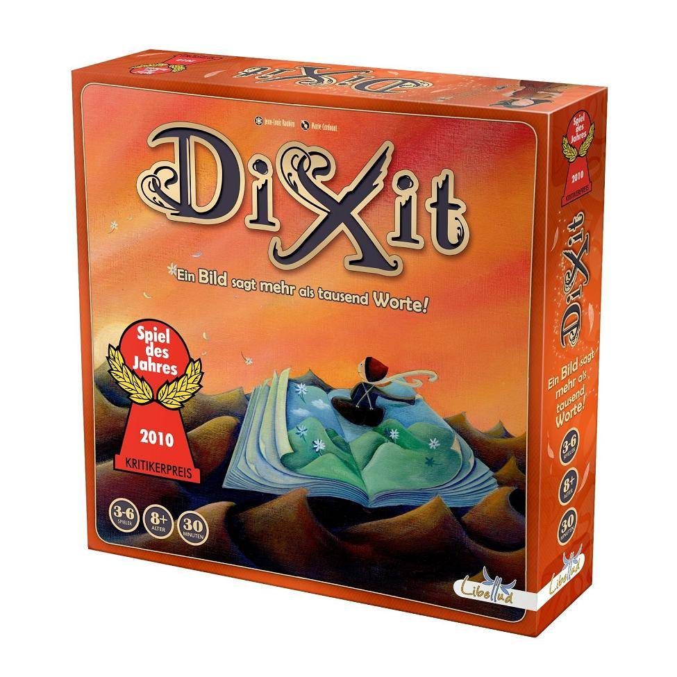 Spiel Dixit