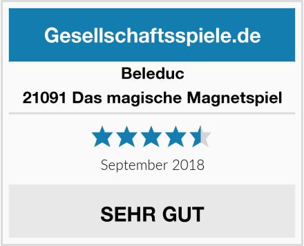 Beleduc 21091 Das magische Magnetspiel Test