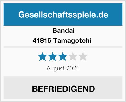 Bandai 41816 Tamagotchi  Test