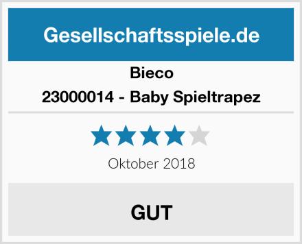 Bieco 23000014 - Baby Spieltrapez Test