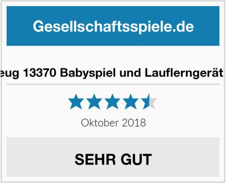 Hess Holzspielzeug 13370 Babyspiel und Lauflerngerät Bär Henry  Test