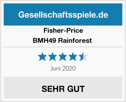 Fisher Price BMH49 Rainforest  Test