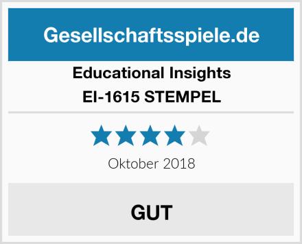Educational Insights EI-1615 STEMPEL Test