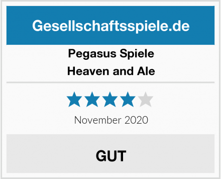 Eggert Spiele Heaven and Ale Test