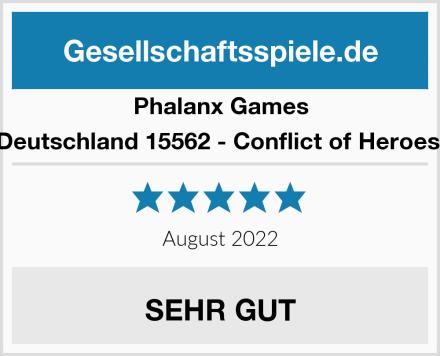 Phalanx Games Deutschland 15562 - Conflict of Heroes  Test