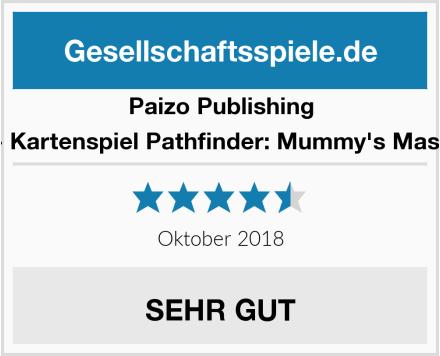 Paizo Publishing PAI06030 - Kartenspiel Pathfinder: Mummy's Mask Base Set Test