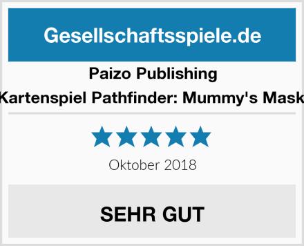 Paizo Publishing PAI06031 - Kartenspiel Pathfinder: Mummy's Mask Characters Test