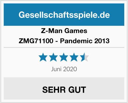 Z-Man Games  ZMG71100 - Pandemic 2013 Test