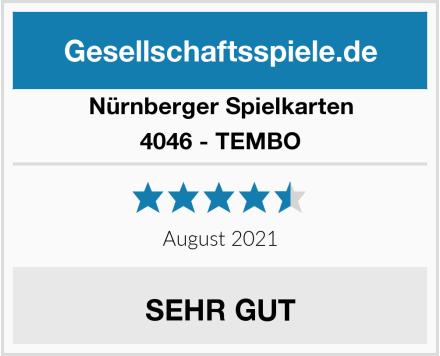 Nürnberger Spielkarten 4046 - TEMBO Test