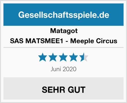Matagot SAS MATSMEE1 - Meeple Circus Test