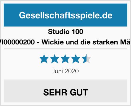 Studio 100 MEVI00000200 - Wickie und die starken Männer Test