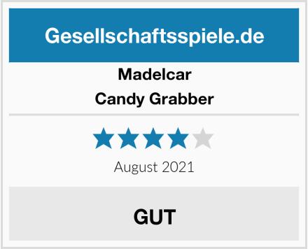 Madelcar Candy Grabber Test