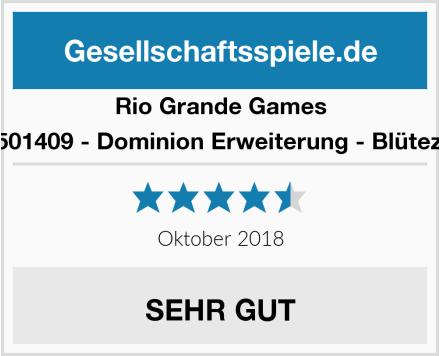Rio Grande Games 22501409 - Dominion Erweiterung - Blütezeit Test