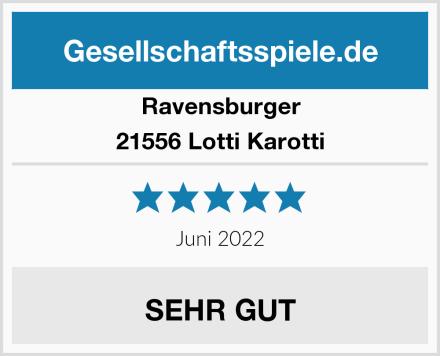 Ravensburger 21556 Lotti Karotti Test