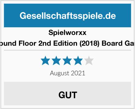 Spielworxx Ground Floor 2nd Edition (2018) Board Game Test