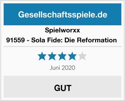 Spielworxx 91559 - Sola Fide: Die Reformation  Test