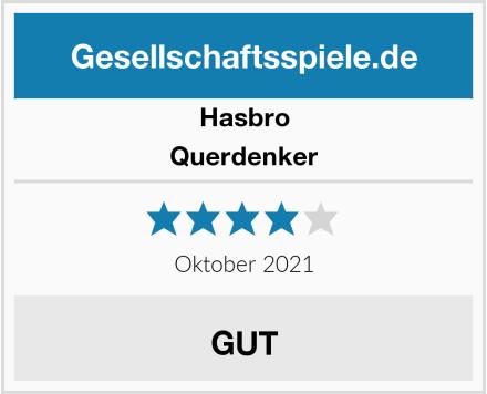 Hasbro Querdenker Test