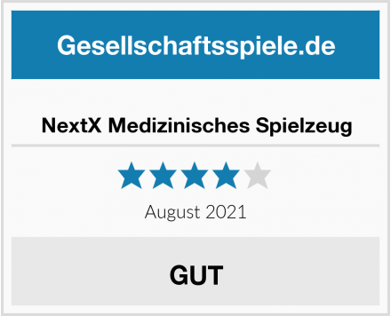 NextX Medizinisches Spielzeug Test