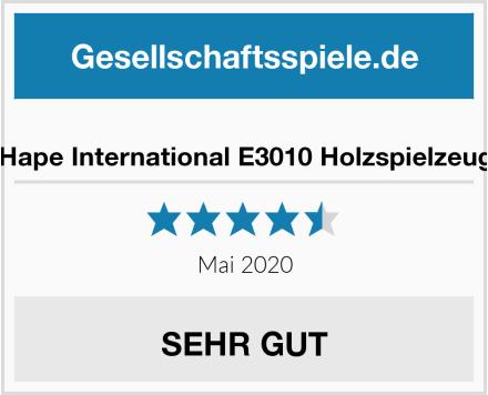 No Name Hape International E3010 Holzspielzeug Test