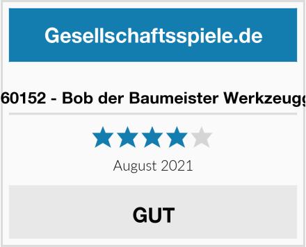 Smoby 360152 - Bob der Baumeister Werkzeuggürtel XL Test