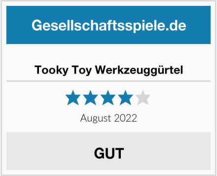 Tooky Toy Werkzeuggürtel Test