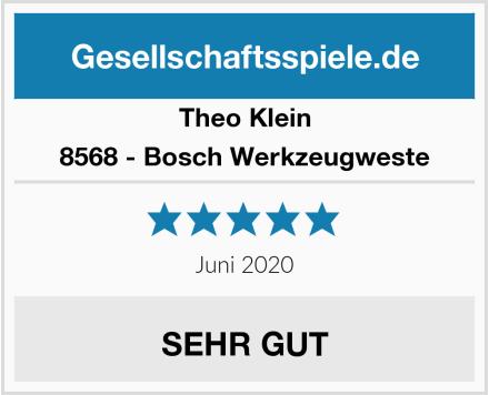 Theo Klein 8568 - Bosch Werkzeugweste Test