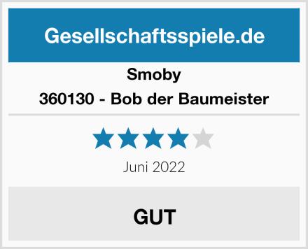 Smoby 360130 - Bob der Baumeister Test